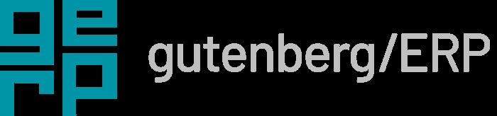 Logo di Gutenberg ERP